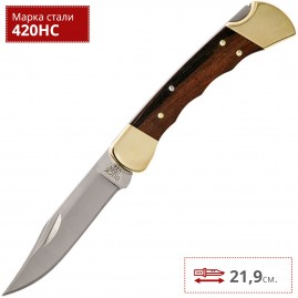 Нож BUCK 0110BRSFG FOLDING HUNTER